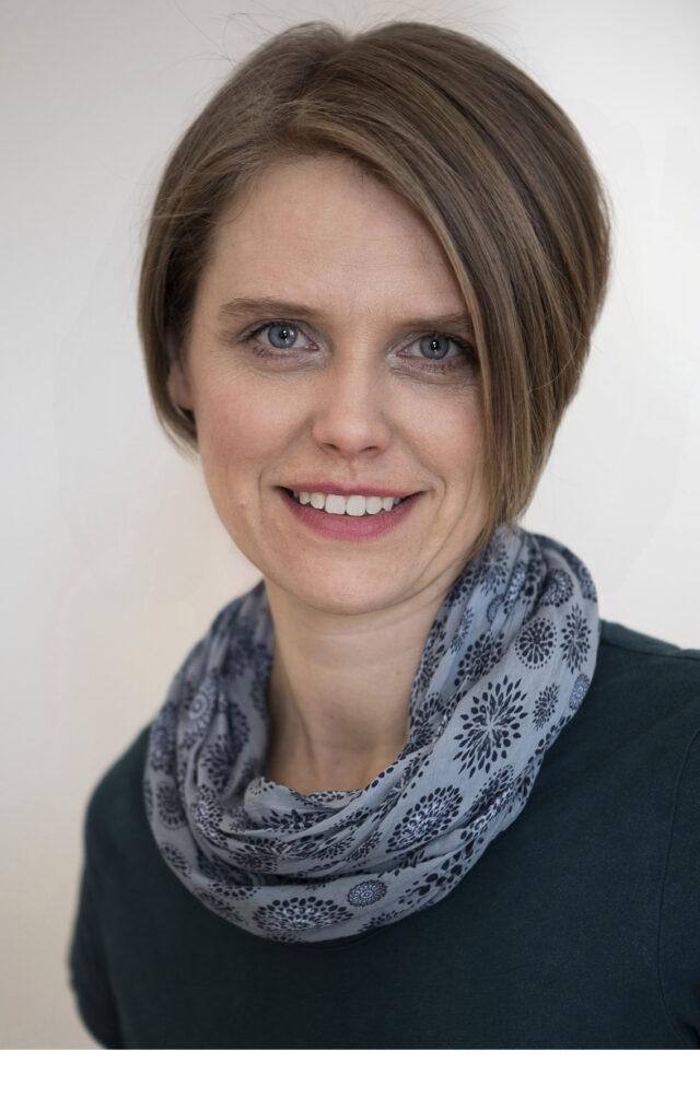 Porträt von Ulrike Krüger-Gries